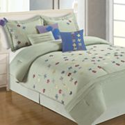 Home Classics Lila 7-pc. Comforter Set