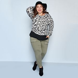 Plus Size EVRI Winter Outfit