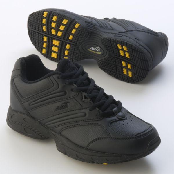 kohls avia avia 325 slip resistant walking shoes