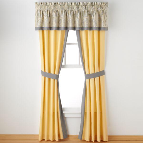 Home Classics Kyley Window Treatments