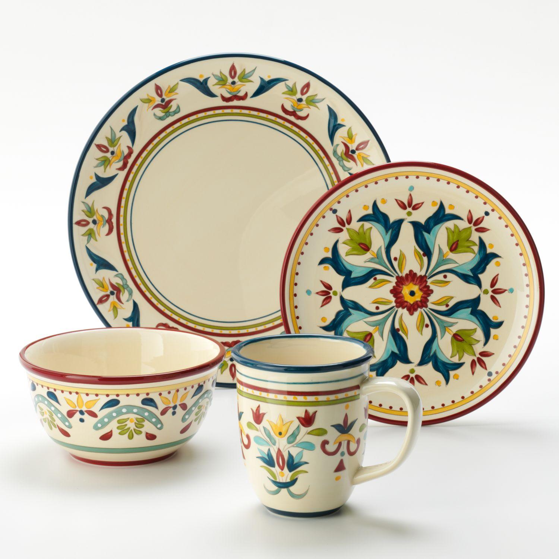 Bobby Flay Home Sevilla Dinnerware Collection  sc 1 st  QVC Community & Bobby Flay Dinnerware @ Kohl\u0027s - Blogs \u0026 Forums