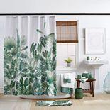 Destinations Indoor Garden Shower Curtain Collection
