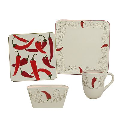 SONOMA life + style Caliente Dinnerware Collection