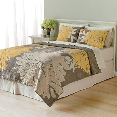 Home Classics Urban Bloom Quilt Coordinates
