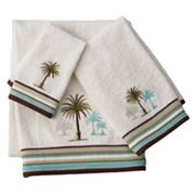 Croft and Barrow Palm Isle Bath Towels