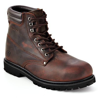 Skechers Foreman Storm Work Boots - Men