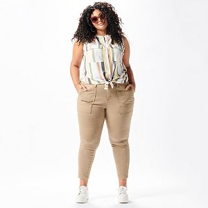 Plus Size Spring Ahead Outfit