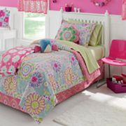 Jumping Beans Flower Bedding Coordinates