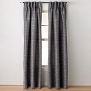 CHF and You Heritage Pinch-Pleat Window Panel