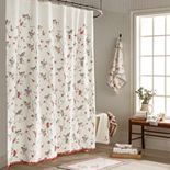 One Home Brand Tweet Home Shower Curtain Collection