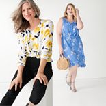 Women's Fresh Florals Outfits