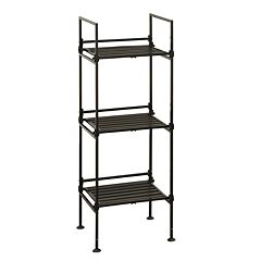 Neu Home Tiered Square Shelf