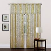 Lush Decor Teardrops Window Treatments