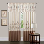 Lush Decor Butterfly Dreams Window Treatments