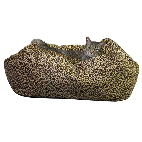 K And H Pet Kitty Cuddle Cube Pet Bed