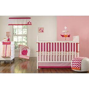 Happy Chic by Jonathan Adler Party Elephant Nursery Coordinates