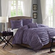 Madison Park Melrose 4-pc. Duvet Cover Set