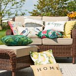 SONOMA Goods for Life® Indoor Outdoor Pillow Collection