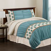 Lush Decor Aurora 4-pc. Comforter Set