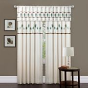 Lush Decor Aurora Window Treatments