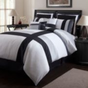 Lush Decor Iman 8-pc. Comforter Set