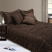 Jenny George Designs Ruched Comforter Set