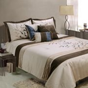 Jenny George Designs Gwynth 7-pc. Comforter Set
