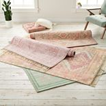 LC Lauren Conrad Jute Rug Collection