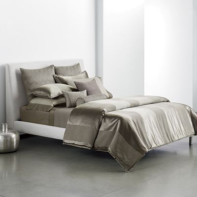 Simply Vera Vera Wang Runway Striped Bedding Coordinates