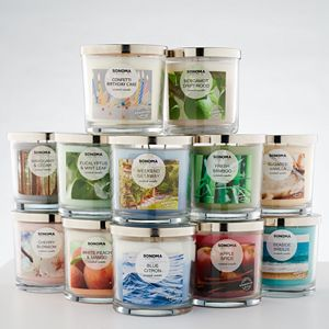 SONOMA Goods for Life 14-oz. Candle Jar Collection