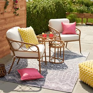 Sonoma Goods For Life Tramonto Wicker Patio Collection