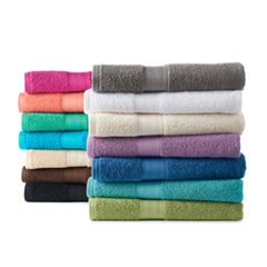 The Big One® Solid Bath Towel Collection