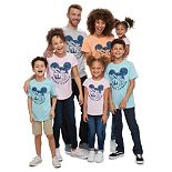 """Disney Mickey Mouse Earth Day """"Happy Camper"""" Graphic Tops by Family Fun?"""