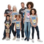 Family Fun? Baby Shark Family Graphic Tees