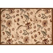 Manor House Petals And Leaves Rug