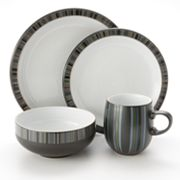 Denby Jet Stripes Dinnerware