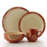 Denby Fire Chilli Dinnerware Collection