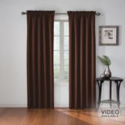 eclipse Corinne Thermaback Blackout Window Panel