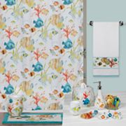Creative Bath Rainbow Fish Bath Coordinates