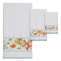 Creative Bath Rainbow Fish Bath Towels