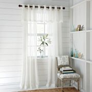 Chaps Camden Sheer Window Treatments