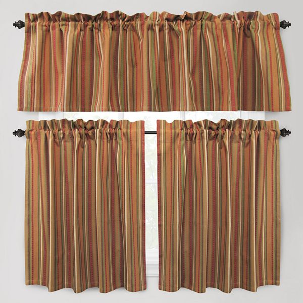 Park B Smith Park B Smith Raynier Tier Kitchen Curtains Questions Answers How To