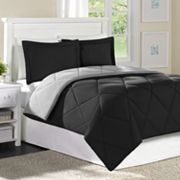 Home Essence Chadwick Reversible Down-Alternative Comforter Set