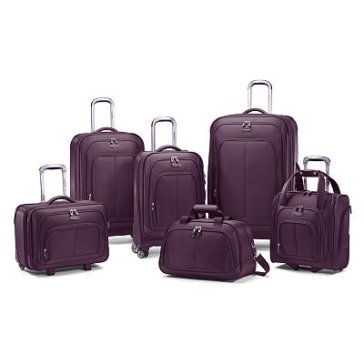 Samsonite drive 360 luggage reviews australia