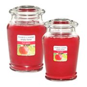 Yankee Candle simply home Fuji Apple Jar Candles