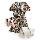 Women's Feeling Floral Outfit