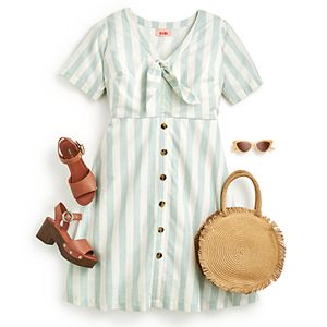 Plus Size Minty Fresh Outfit