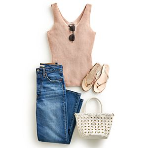 Women's Naturally Neutral Outfit