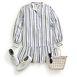 Women's Summer Stripes Outfit