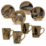 Baum Nature Study Dinnerware